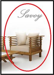 Садовое кресло Savoy