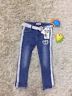 Джинсы для девочек оптом, S&D, 1-5 лет, арт. DT-059