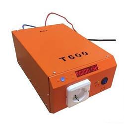 Бесперебойник ЛЕОТОН ФОРТ T500 0.5 кВт.  (Чистая синусоида)