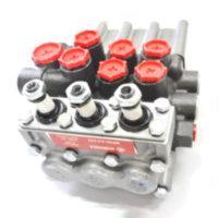 МР80-4/4-222Г гидрораспределитель с гидрозамком/МЗТГ