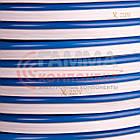 Светодиодный неон 220В синий AVT smd 2835-120 лед/м 7Вт/м, герметичный, бухты по 50 метров, фото 3