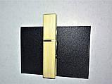 Ценник меловой 5х7 см на прищепке для надписей мелом и маркером. Грифельная табличка с прищепкой, фото 3