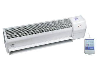 Воздушная завеса с нагревом NeoClima Intellect E-13L (6 кВт, проем 1,1 м, горизонт)