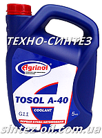 Тосол А-40 АГРИНОЛ (5 кг)