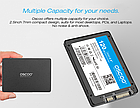"Диск твердотільний SSD OSCOO 120 ГБ | SATA 3 | 6 GB/S | 2.5"" | Твердотельный накопитель (OSC-SSD-001), фото 7"