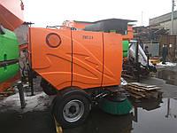 Коммунальная машина пылесос прицепной ZMC-2.0 для трактора (производство Польша, завод Pronar), фото 1