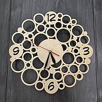 Настенные деревянные часы 7Arts Модерн CL-0001, фото 1