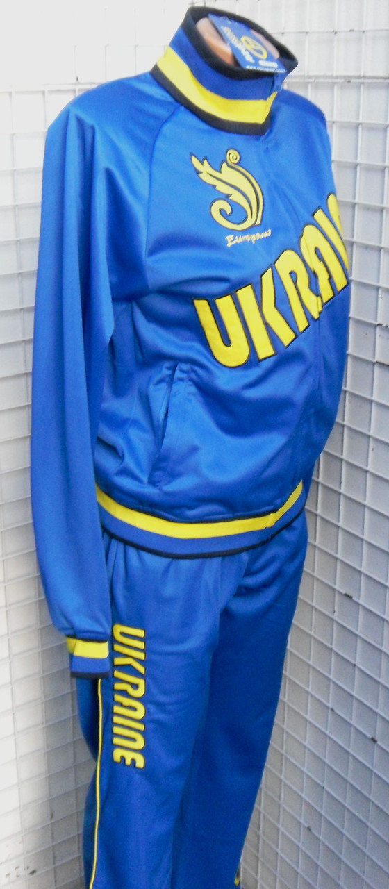 0c66270e6d0b Купить женский спортивный костюм сборной Украины, цена 950 грн., купить в  Хмельницком — Prom.ua (ID#77914277)