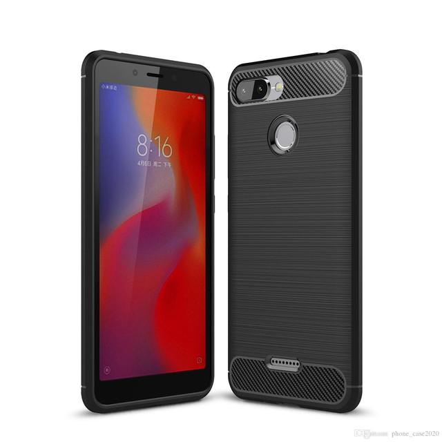 Чехол Xiaomi Redmi 6