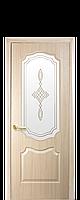"""Двери межкомнатные ТМ Новый Стиль """"Фортис Вензель""""  остекленные ясень, фото 1"""
