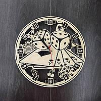Часы настенные 7Arts Казино CL-0036, фото 1