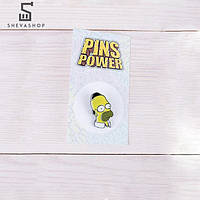 Пин PinsPower - Homer