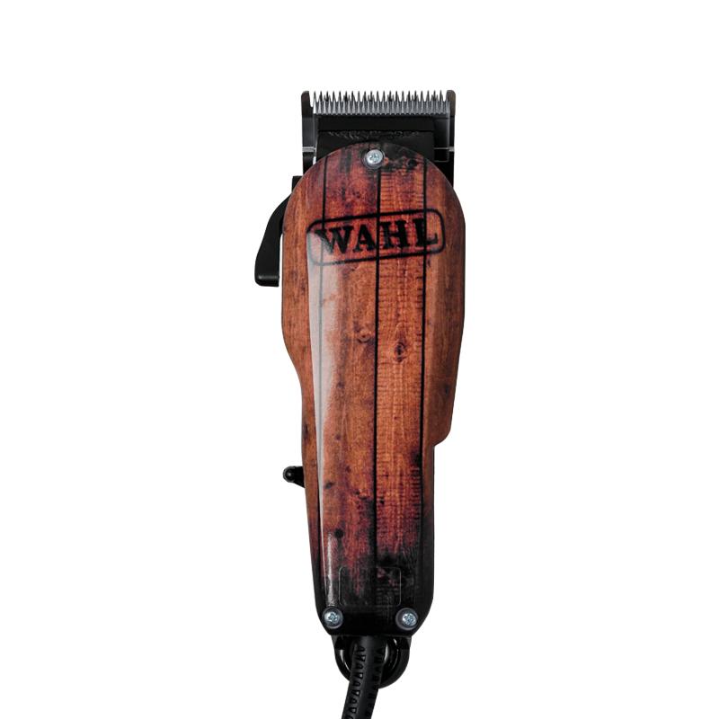 Машинка для стрижки Wahl Super Taper Wood limited edition