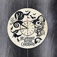 Часы настенные большие 7Arts Кошмар перед Рождеством CL-0053, фото 1