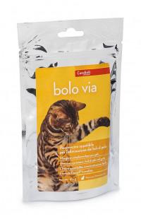 Боло Виа40 гр (20 шт) жевательные таблетки для выведения шерсти у кошек
