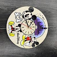 Handmade часы настенные цветные 7Arts Уолт Дисней CL-0071, фото 1