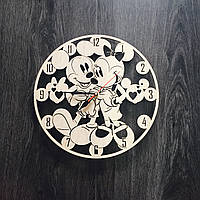Детские настенные часы 7Arts Микки Маус CL-0070, фото 1