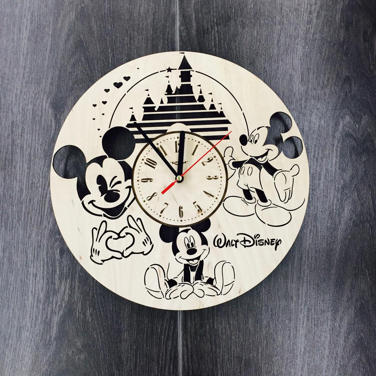 Handmade часы настенные 7Arts Уолт Дисней CL-0058