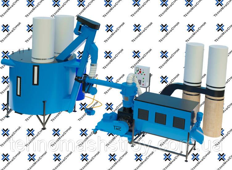 Оборудование для производства пеллет и комбикорма МЛГ-500 МАХ+