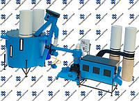 Оборудование для производства пеллет и комбикорма МЛГ-500 МАХ+, фото 1