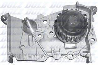 Водяной насос(помпа) на Рено Кангу II K7M 1.6i 8V / DOLZ R236
