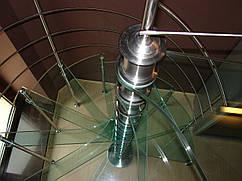 Лестница винтовая модель №1
