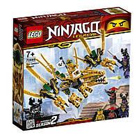 Lego Ninjago Золотой Дракон 70666, фото 1