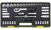 Набір інструменту з тріскачкою 44 предмета Proxxon 23282
