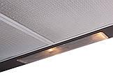 Кухонні плоска витяжка коричнева 50 см Ventolux ALDO 50 BR, фото 3