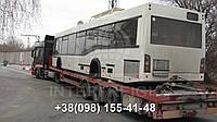 Перевозка негабаритных грузов Одесса - Львов. Негабарит. Аренда трала.