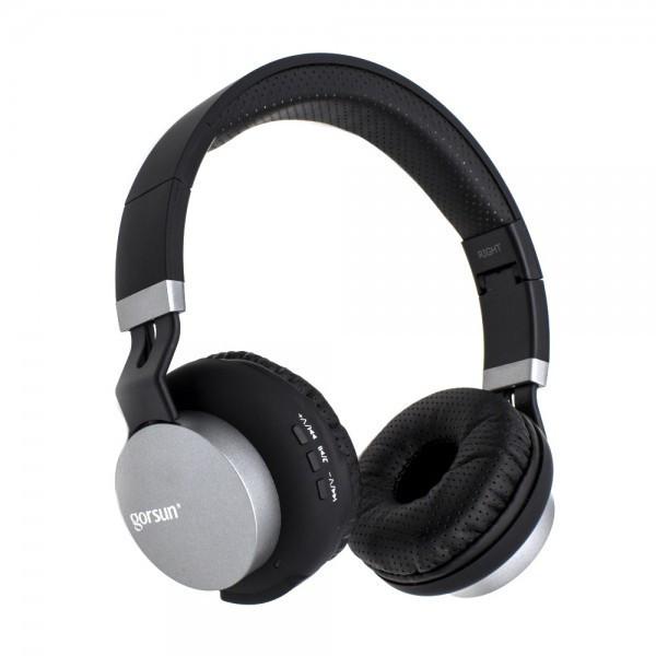 Наушники GORSUN GS-E89 Bluetooth \ black