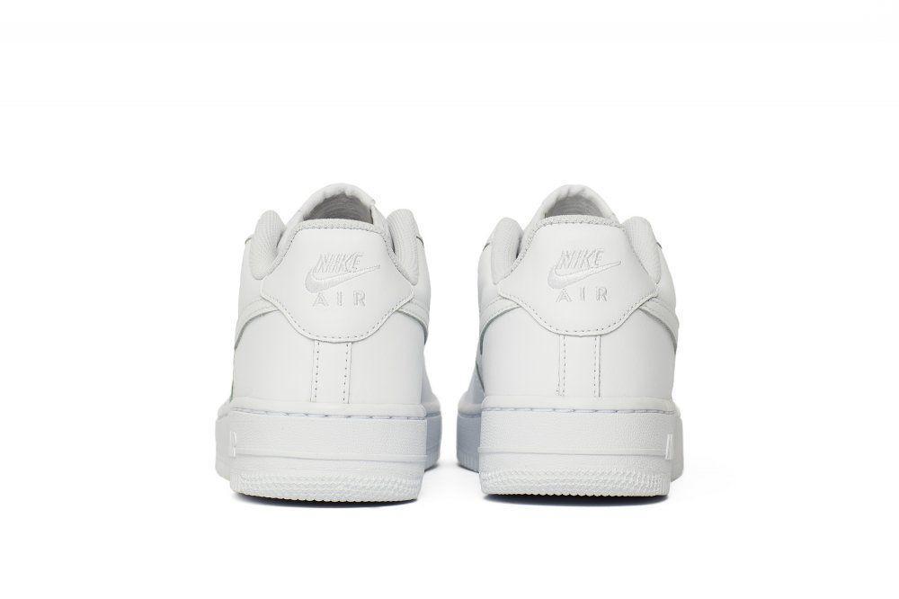 6667122b Кроссовки Nike детские Кроссовки Nike AIR FORCE 1 314192-117 JR(03 ...