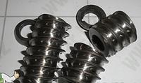 Запчасти к кормоэкструдеру КЭШ-1 и 2 (комплект шнеков на вал диаметром 22 мм)