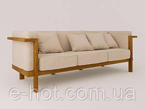 Садовый диван Chalet (Трехместный)