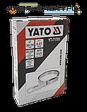 Циркометр для измерения длины окружности и диаметра d700-1100мм YATO YT-71702, фото 2