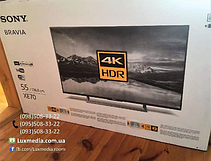 Телевизор Sony KD-55XE7005 (4К, SmartTV, 200 Hz, DVB-C/T2/S2), фото 3