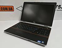 "Ноутбук Dell Latitude 6530, 15.6"", Intel Core i7-3520M 3.6GHz, RAM 8ГБ, SSD 120ГБ, фото 1"