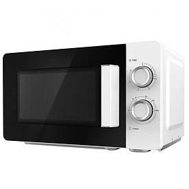 Микроволновая печь 800 Вт 20 л Grunhelm 20MX68-LW (белая)