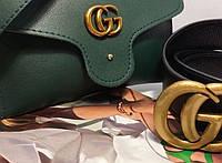 Женские сумки Гучи на талию + ремень кожа, сумка и ремни Gucci талия, сумки гучи, женская поясная сумка Гучи