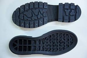 Подошва для обуви женская 8250 чорна р.36-41, фото 3