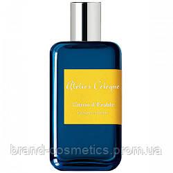 "Atelier Cologne Citron d""Erable 100 мл TESTER унисекс"