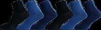 """Жіночі шкарпетки класичний хлопок""""lomani"""""""
