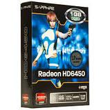 Видеокарта Sapphire PCI-Ex Radeon HD6450 1024 MB GDDR3 (64bit) (625/1334) (DVI, HDMI) (11190-02-20G), фото 3