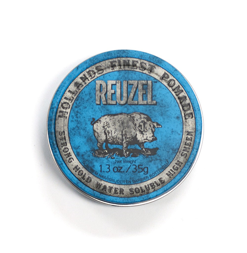 Помада Reuzel Blue Strong Hold High Sheen 35 г
