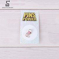 Пин PinsPower - Розовое вино