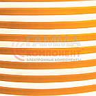 Светодиодный неон 220В желтый AVT smd 2835-120 лед/м 7Вт/м, герметичный. Бухта 50 метров., фото 3