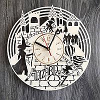 Часы настенные из дерева по мотивам Волшебник страны Оз CL-0243, фото 1