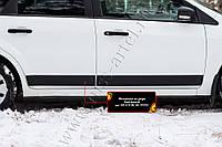 Молдинги на двери Ford Focus II 2008-2010 г.в. Форд Фокус , фото 1