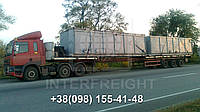 Перевозка негабаритных грузов Николаев - Черновцы. Негабарит. Аренда трала.