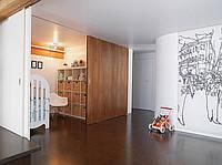 Міжкімнатні перегородки: стильне рішення планування кімнат